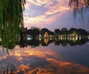 Hà Nội khai trương không gian đi bộ hồ Gươm