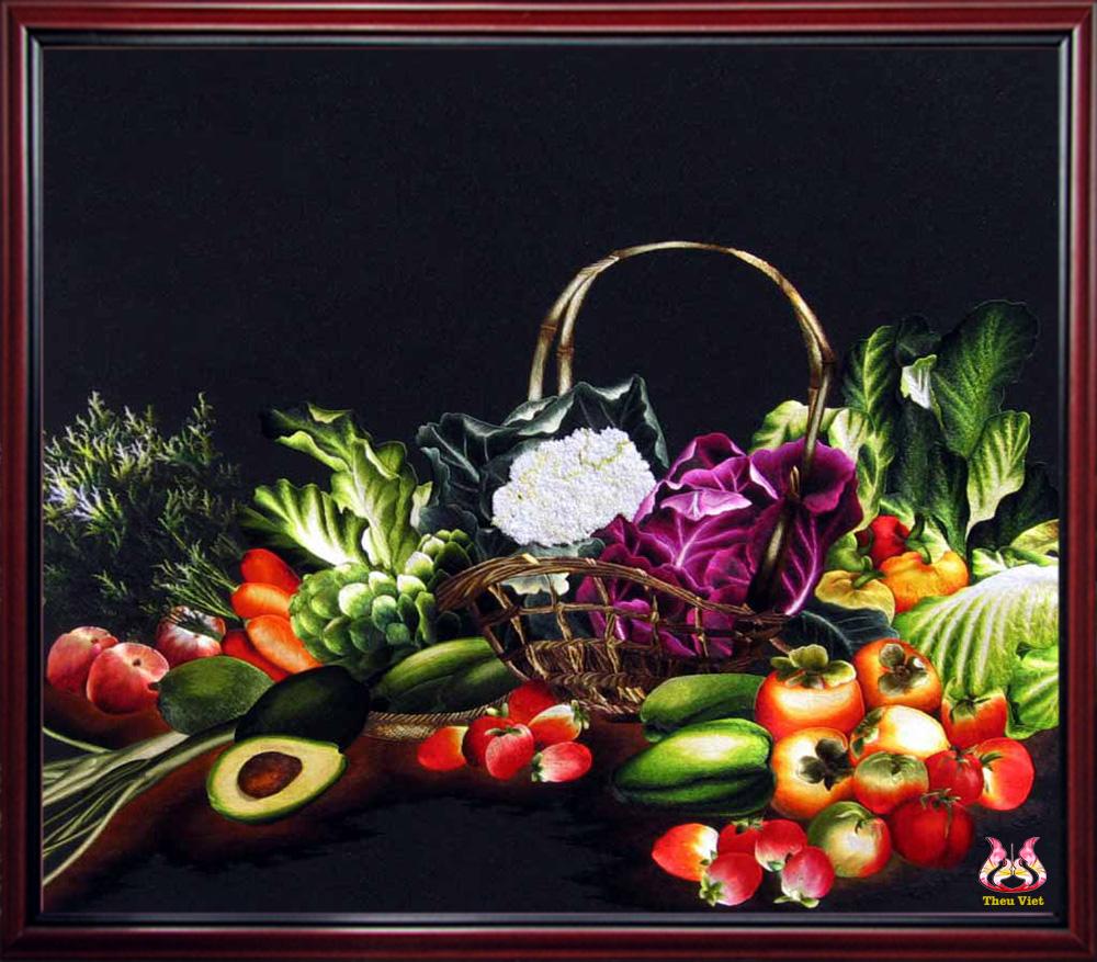 Flower baskets I