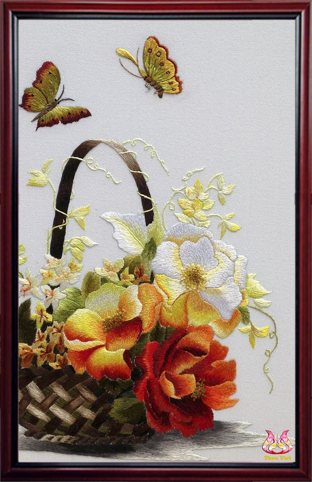 Flower baskets II