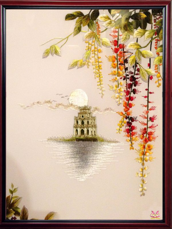 Hồ Gươm lộc vừng (MHG0015) 1