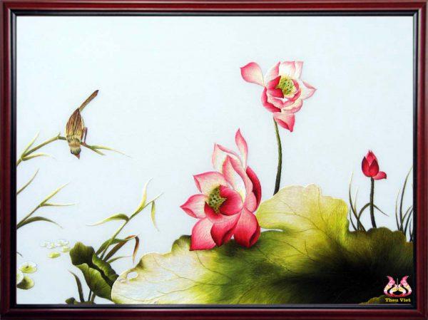 Lotus flowers II 1
