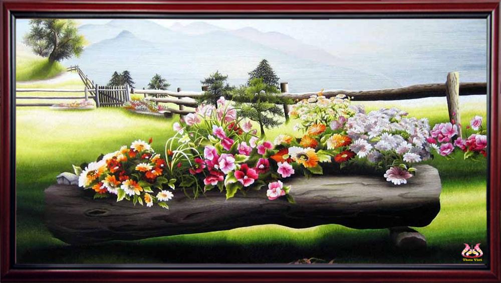 Memory of garden corner