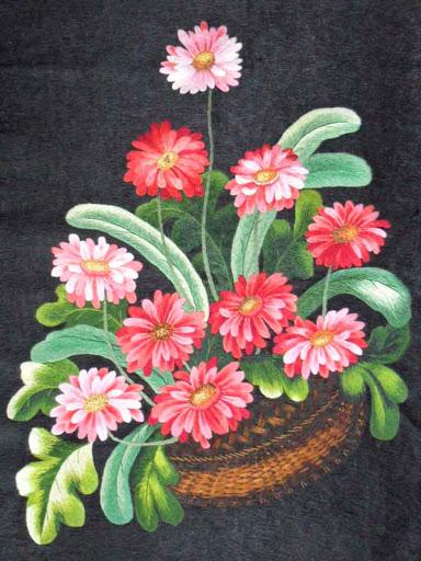 Các chủ đề tranh thêu hoa mùa xuân đẹp nhất trong năm 2020 15