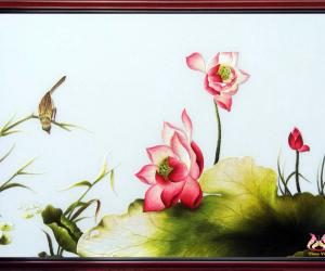Lotus – the National Flower of Vietnam – is the closest flower for Vietnamese people.