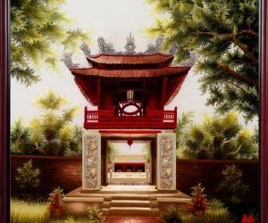 Temple of Literature – Temple of Confucius